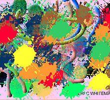 (BIANCASIS) ERIC WHITEMAN ART )  by eric  whiteman