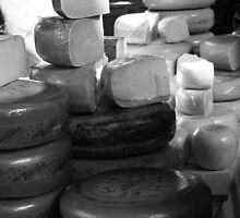 Cheese by Kirsty  MacDonald
