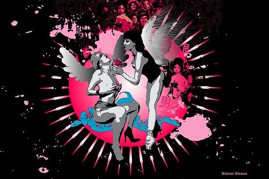 Amore Sacro Amor Profano by Kristal Blanco