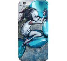Riding Jeff Koons iPhone Case/Skin
