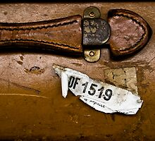 Suitcase 1519 by Alan Hutchison