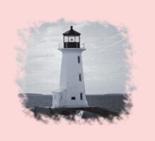 Peggy's Cove Lighthouse Tee Kids Clothes