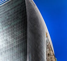 Ancient and Modern London by DavidHornchurch