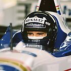 Damon Hill - Racing Driver by photobymdavey