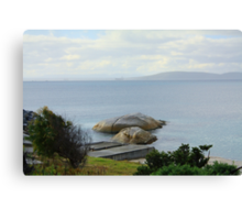 Two Rocks, Albany, Western Australia Canvas Print