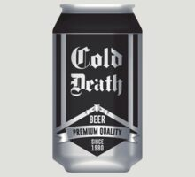 Beer - Cold Death by EVPOE