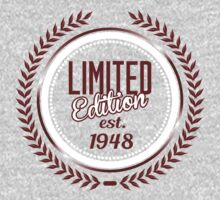 Limited Edition est.1948 by seazerka