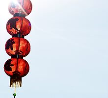 Sunshine Lanterns by Artway