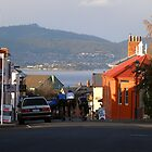 Battery Point Hobart by WhitCanberra