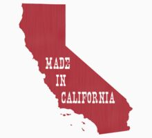 Made in California Kids Clothes