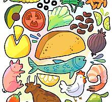 What Makes a Taco by koolaid-girl