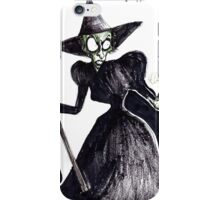 The Wicked Witch of the West iPhone Case/Skin