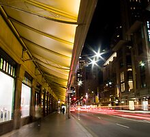 Downtown George Street Sydney by MiImages