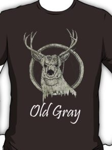 Old Gray Album Art Tee T-Shirt