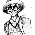 7th Doctor by Hannah Chusid