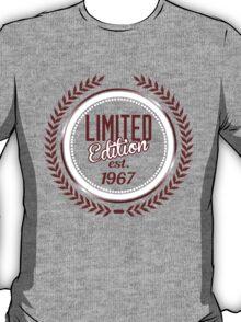 Limited Edition est.1967 T-Shirt