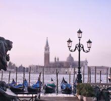 Venice Romance by Ann Garrett