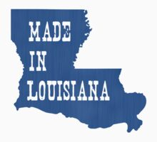 Made in Louisiana Kids Clothes