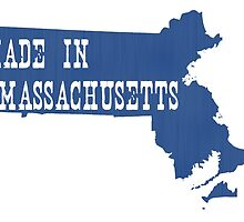 Made in Massachusetts by surgedesigns