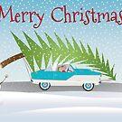 Merry Christmas Card by JohnOdz