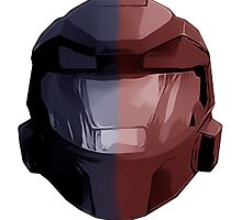 Halo - Red vs Blue  by phenommachine