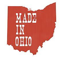 Made in Ohio Photographic Print