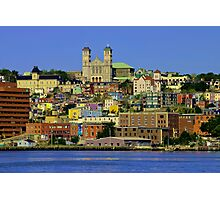 City of Colors Photographic Print