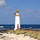Port Fairy Lighthouse by Steven  Agius