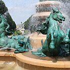 La Fontaine de Carpeau by Chris Allen