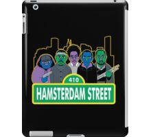 Hamsterdam Street iPad Case/Skin
