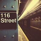 New York City Subway by Jasper Smits