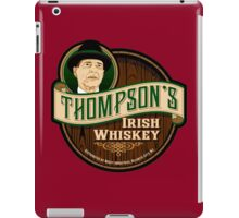 Thompson's Whiskey iPad Case/Skin