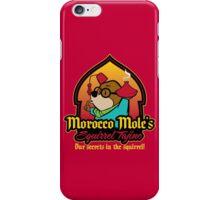 Morocco Mole's Squirrel Tajine iPhone Case/Skin