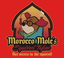 Morocco Mole's Squirrel Tajine T-Shirt