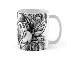 War Bird Doodle Mug