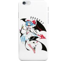 Touhou - Remilia Scarlet iPhone Case/Skin
