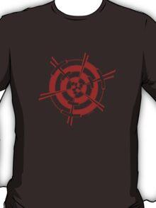 Mandala 3 Colour Me Red T-Shirt