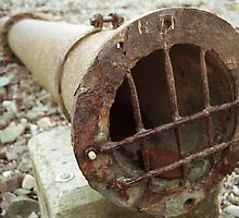 Sewage pipe by Drodbar