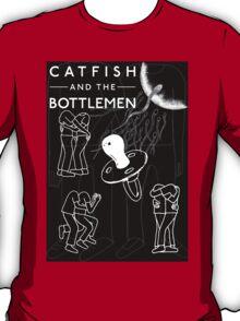 Catfish and the bottlemen Montage  T-Shirt