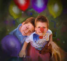 Clowns by Sandra Guzman
