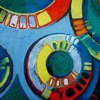 Painting by Miroslava Balazova