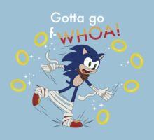 Sonic: Gotta Go F-WHOA! T-Shirt