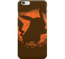 Emerging from the Darkness iPhone Case/Skin