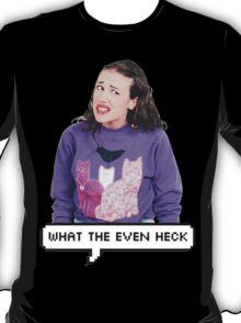 Miranda Sings - What The Even Heck T-Shirt