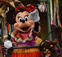 Disney Mexico Disney Minnie Mouse Disney Viva Navidad by notheothereye