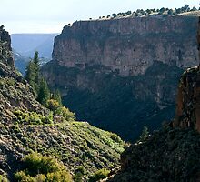 Rio Grande Gorge by doorfrontphotos