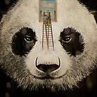 Panda window cleaner by vinpez