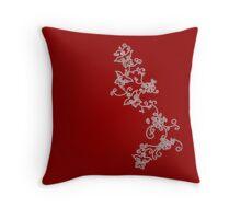 Resident evil Ada  Throw Pillow