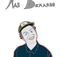 Mac Demarco  by morimori