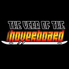 Year of the Hoverboard by Tee Brain Creative